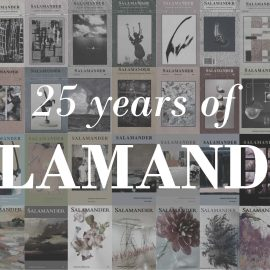 Salamander Reading and 25th Anniversary Celebration
