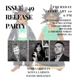 Salamander Issue #49 Release Party